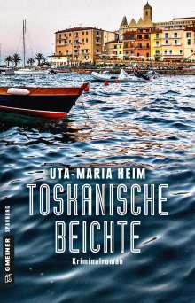 Uta-Maria Heim: Toskanische Beichte, Buch