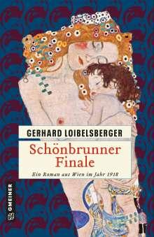 Gerhard Loibelsberger: Schönbrunner Finale, Buch