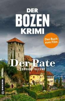Corrado Falcone: Der Bozen-Krimi - Der Pate, Buch