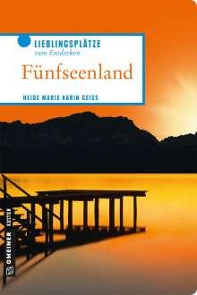 Heide Marie Karin Geiss: Fünfseenland, Buch