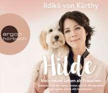 Hilde - Mein neues Leben als Frauchen, 4 CDs