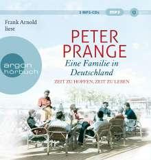 Peter Prange: Zeit zu hoffen, Zeit zu leben., 3 CDs