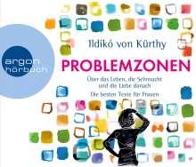 Ildikó Kürthy: Problemzonen, 3 CDs