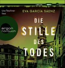 Eva García Sáenz: Die Stille des Todes, 2 Diverse