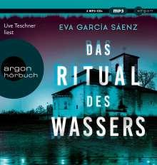 Eva García Sáenz: Das Ritual des Wassers, 2 Diverse