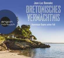 Jean-Luc Bannalec: Bretonisches Vermächtnis, 8 CDs