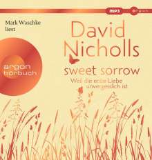 Sweet Sorrow, 2 MP3-CDs