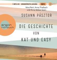 Susann Pásztor: Die Geschichte von Kat und Easy, MP3-CD