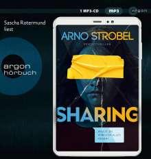 Arno Strobel: Sharing - Willst du wirklich alles teilen?, MP3-CD