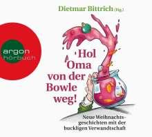 Hol Oma von der Bowle weg!, 2 CDs