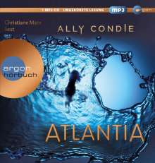 Ally Condie: Atlantia, MP3-CD