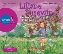 Tanya Stewner: Liliane Susewind. Eine Eule steckt den Kopf nicht in den Sand, 4 CDs