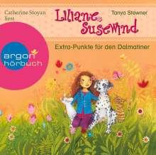 Tanya Stewner: Liliane Susewind - Extra-Punkte für den Dalmatiner, CD