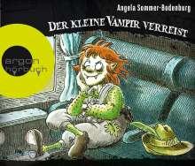 Angela Sommer-Bodenburg: Der kleine Vampir verreist, 3 CDs
