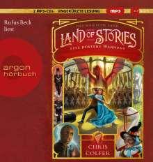 Chris Colfer: Land of Stories: Das magische Land 3 - Eine düstere Warnung, 2 Diverse