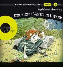 Angela Sommer-Bodenburg: Der kleine Vampir in Gefahr, MP3-CD