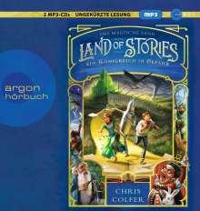 Chris Colfer: Land of Stories: Das magische Land 4 - Ein Königreich in Gefahr, 2 Diverse