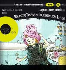 Angela Sommer-Bodenburg: Der kleine Vampir und der unheimliche Patient, MP3-CD