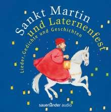 Sankt Martin und Laternenfest, CD