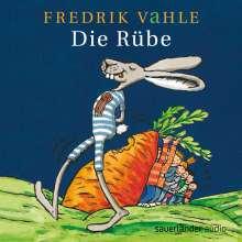 Fredrik Vahle: Die Rübe, CD