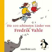 Fredrik Vahle: Die 100 Schönsten Lieder Von Fredrik Vahle, 4 CDs