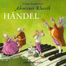 Cosima Breidenstein: Abenteuer Klassik: Händel, CD
