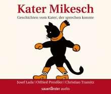 Josef Lada: Kater Mikesch, 3 CDs