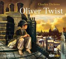 Charles Dickens: Oliver Twist, CD