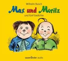 Wilhelm Busch: Max und Moritz, CD