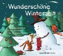 Max Bolliger: Wunderschöne Winterzeit, CD