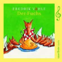 Der Fuchs - Das Liederalbum, CD