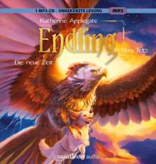 Katherine Applegate: Endling (3), Die neue Zeit, MP3-CD