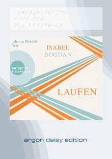 Isabel Bogdan: Laufen (DAISY Edition), Diverse