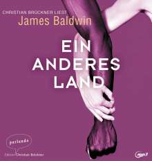 James Baldwin: Ein anderes Land, 2 MP3-CDs
