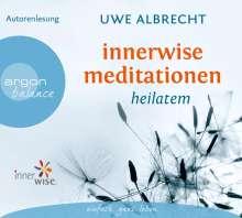 Uwe Albrecht: Innerwise Meditationen, CD