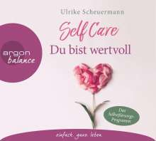Ulrike Scheuermann: Self Care, 4 CDs