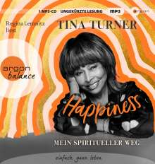 Tina Turner: Happiness, MP3-CD