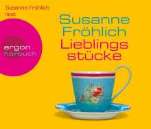 Susanne Fröhlich: Lieblingsstücke, 4 CDs