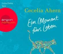 Cecelia Ahern: Ein Moment fürs Leben (Hörbestseller), 6 CDs