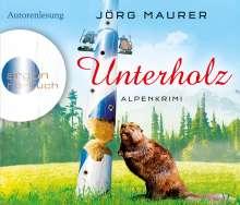 Jörg Maurer: Unterholz (Hörbestseller), 6 CDs