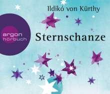 Ildikó von Kürthy: Sternschanze (Hörbestseller), 4 CDs