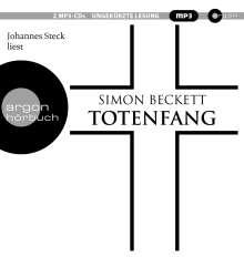 Simon Beckett: Totenfang, 2 CDs