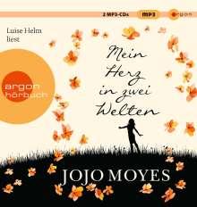 Mein Herz in Zwei Welten (SA), 2 MP3-CDs
