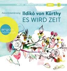 Ildikó von Kürthy: Es wird Zeit, MP3-CD