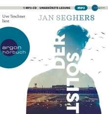 Jan Seghers: Der Solist, MP3-CD