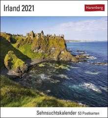Karl-Heinz Raach: Irland 2021, Kalender