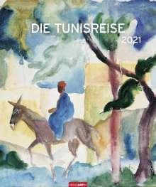 Die Tunisreise - Kalender 2021, Kalender