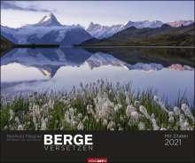 Reinhold Messner: Berge versetzen - Kalender 2021, Kalender