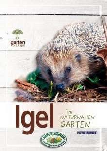 Claudia Biermann: Igel im naturnahen Garten, Buch