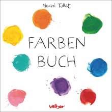 Hervé Tullet: Farben Buch, Buch